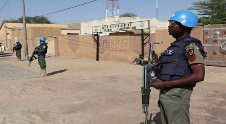 """قتيلٌ و20 جريحاً في هجوم """"غير مسبوق"""" في مالي"""