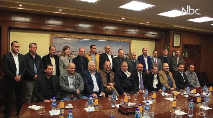 وفد ملتقى رجال أعمال نابلس يزور جامعة النجاح الوطنية (فيديو)