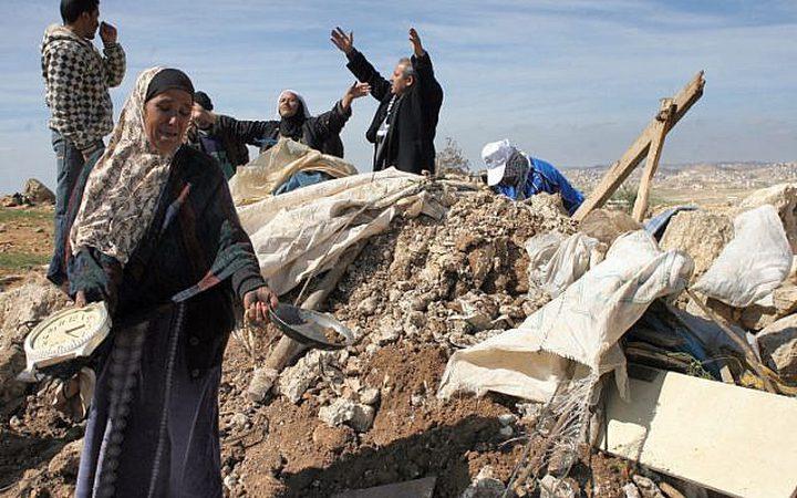 الحزب الديمقراطي الأمريكي يطالب نتنياهو بوقف تدمير القرى الفلسطينية