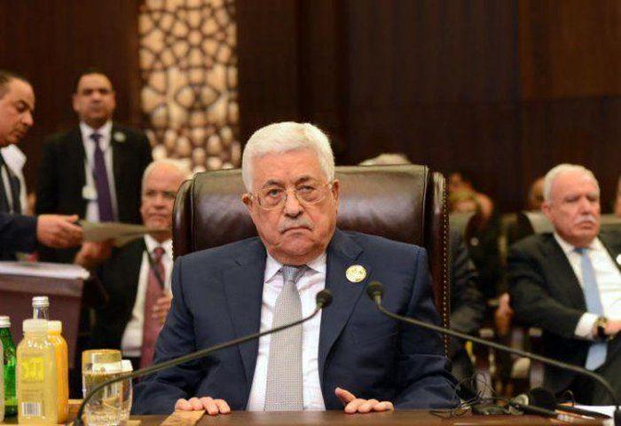 """البيان الختامي: """"إعلان الظهران"""" يدعم رؤية الرئيس محمود عباس للسلام"""