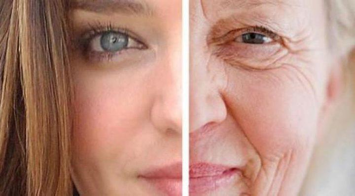 ما هي علامات التقدم في السن ؟
