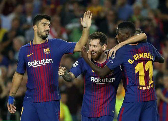نجم برشلونة يفكر في مانشستر يونايتد