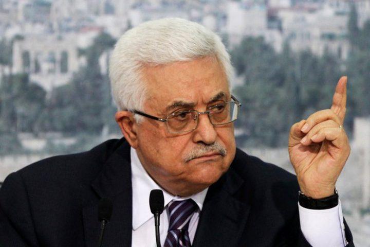 """الرئيس: لن نسمح لترامب أو غيره إعلان القدس عاصمة مزعومة لـ""""إسرائيل"""""""