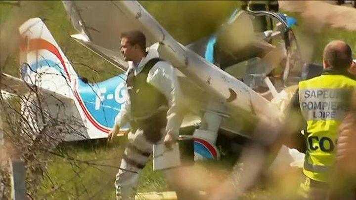 مصرع شخصين إثر سقوط طائرة خاصة في اليونان