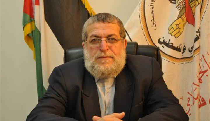 """الجهاد الإسلامي لـ""""النجاح"""" : لم نقرر المشاركة بعد في """"مؤتمر حماس"""" والأمور معقدة"""