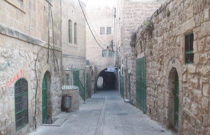 افتتاح مسار سياحي في قلب البلدة القديمة وسط الخليل