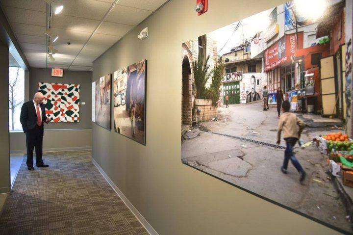 المتحف الفلسطيني الأول في الولايات المتحدة