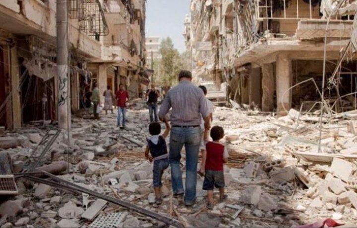ما هو المبلغ الذي تحتاجه سوريا لإعادة إعمارها؟