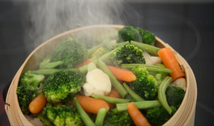 ميزات الطهي بالبخار؟