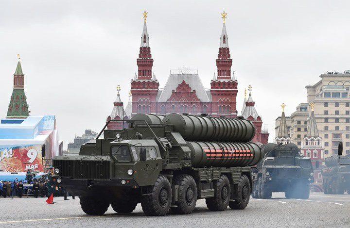 """روسيا تكشف موعد تسليم تركيا منظومة الدفاع الجوي """"S-400"""""""