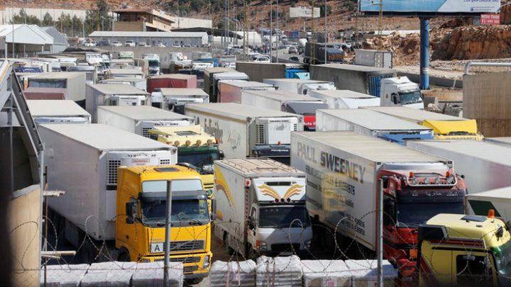 الاردن: عجز تجارة الخارجية يصعد 8.8 بالمائة في شهرين