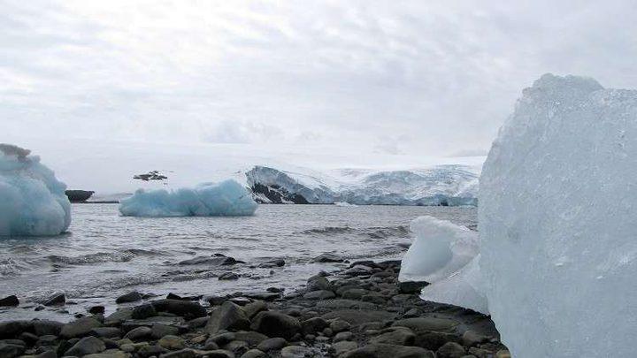 أشكال غريبة في القطب الشمالي تحير علماء ناسا