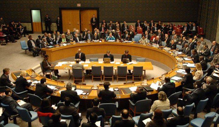 """""""مجلس الأمن"""" يعقد جلسة مفتوحة لمناقشة الوضع في الشرق الأوسط"""