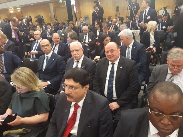 فلسطين تشارك في مؤتمر مكافحة تمويل الإرهاب بفرنسا