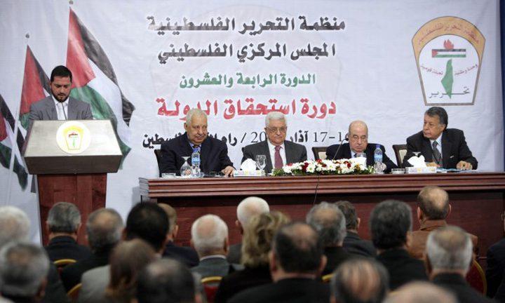 عبد العزيز قديح: لا معنى لتأجيل دورة المجلس الوطني