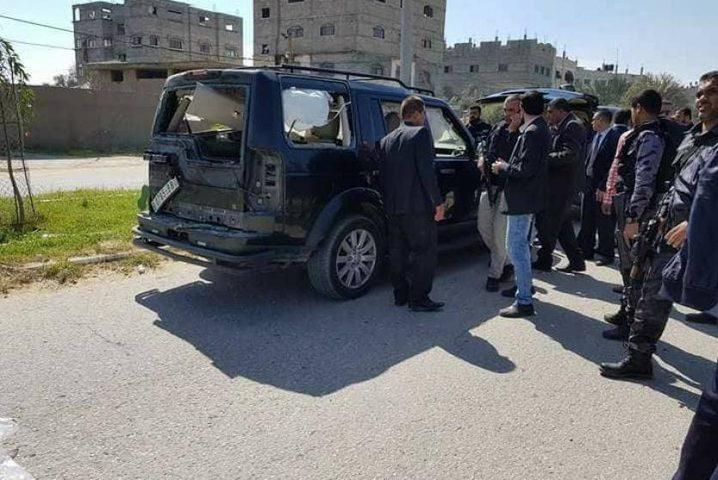 اللواء الضميري يُفنّد رواية حماس المفبركة حول محاولة اغتيال الحمدالله ويؤكد أنها مسرحية رديئة التأليف والإخراج