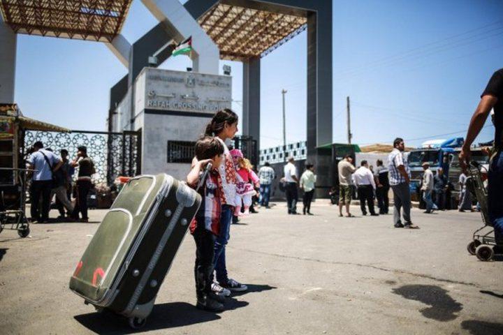 اليوم الثاني لفتح معبر رفح.. مغادرة 166 مواطنا من غزة