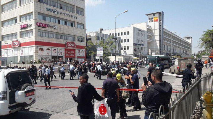 لم تعرف خلفيات الحادثة بعد ..إطلاق نار  في القدس