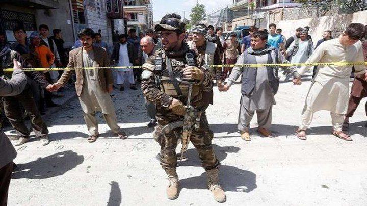 21 قتيلاً بتفجير في كابل