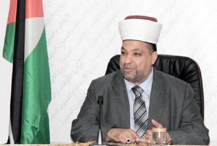 ادعيس: استمرار استهداف المقدسات يتطلب دوراً عربياً وإسلامياً