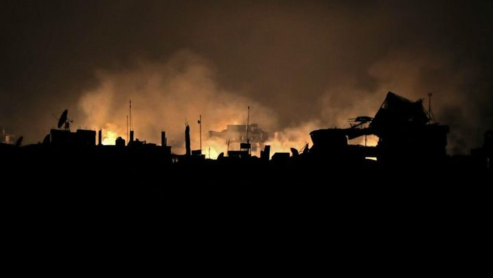 حديث عن ضربة بقنبلة إسرائيلية نووية تكتيكية لسوريا!