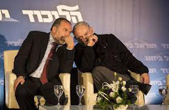 """الكنيست يفوض نتنياهو وليبرمان بإعلان """"الحرب"""""""