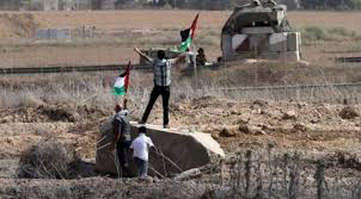 إصابة 4 مواطنين برصاص الاحتلال