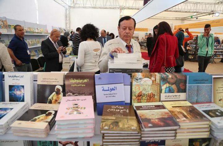 إطلاق فعاليات معرض فلسطين الدولي الحادي عشر للكتاب