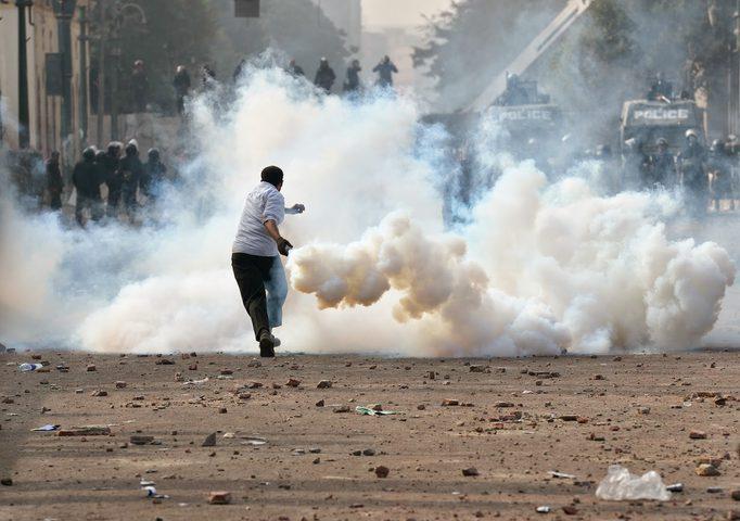 حالات اختناق في صفوف طالبات مدرسة في قلقيلية