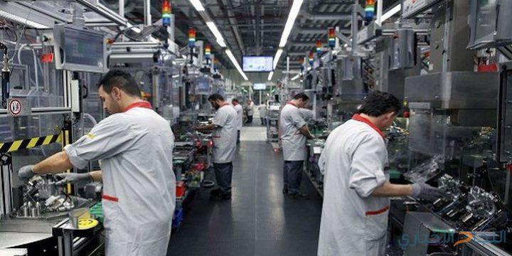 الاحصاء: ارتفاع الرقم القياسي لكميات الإنتاج الصناعي خلال شهر آذار