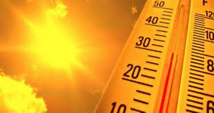 حالة الطقس: الحرارة أعلى من معدلها بـ8 درجات وتحذير من التعرض لأشعة الشمس