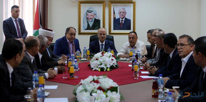 بالفيديو.. الحمدالله يؤكد ضرورة الالتفاف حول مواقف الرئيس ويشيد بنتائج اجتماعات المجلس الوطني