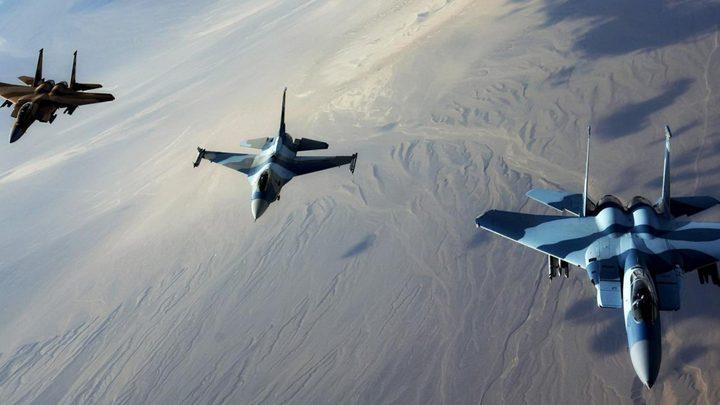 هكذا تجنبت إسرائيل اختراق مقاتلة روسية أجواء الجولان