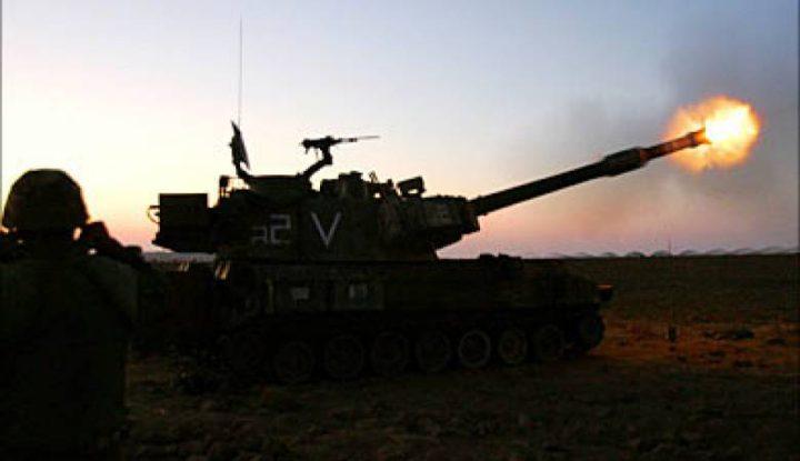 استهداف نقطة رصد للمقاومة شرق غزة