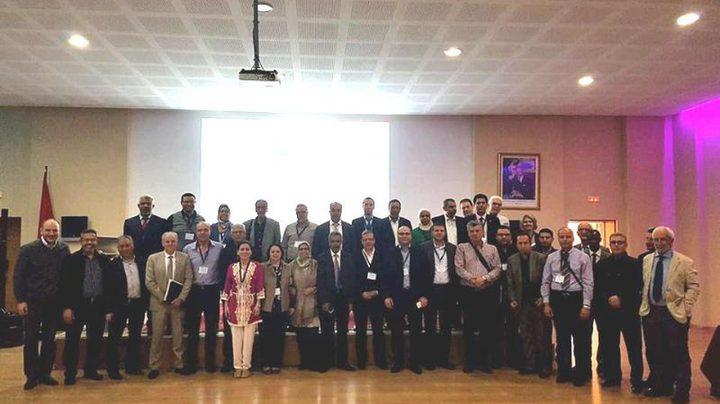 جامعة النجاح تشارك في اجتماع الهيئة العامة لشبكة جامعات حوض المتوسط