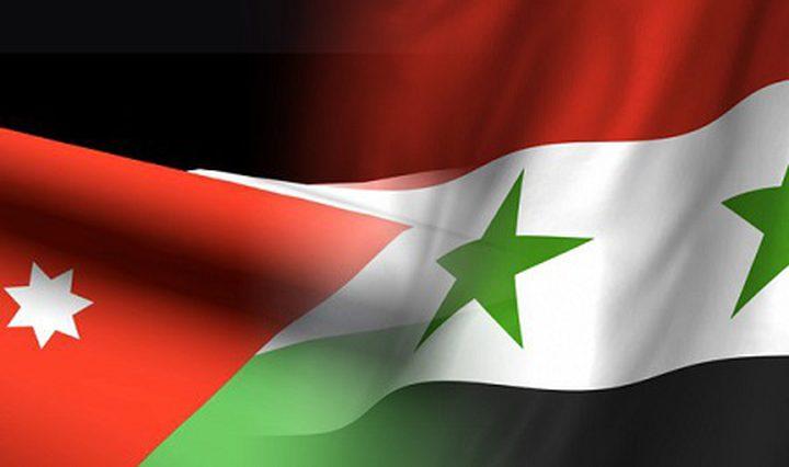 وفد أردني في دمشق: سوريا بوابتنا إلى أوروبا والحرب أضرت باقتصادنا