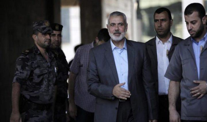 وفد من حماس يغادر قطاع غزة الى القاهرة
