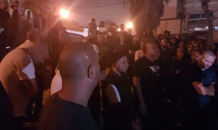مواجهات في يافا عقب تصدي الشبان لمحاولة الاحتلال نبش مقبرة إسلامية