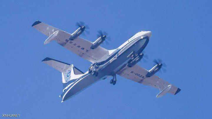الصين تصنع أضخم طائرة ركاب في العالم!