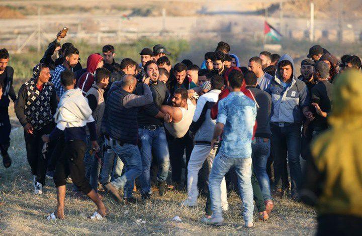 عشية الذكرى الـ(70) للنكبة... 58 شهيداً وأكثر من 2000 جريح على حدود غزة