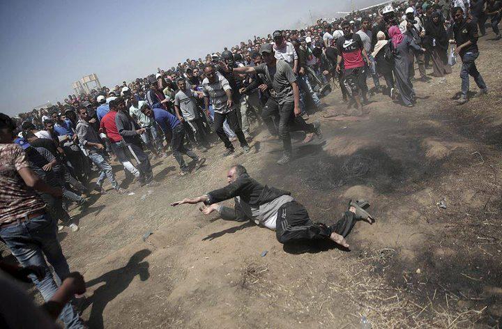 """""""الخارجية"""" تطالب بتحرك دولي عاجل لوقف المجزرة المستمرة في غزة"""