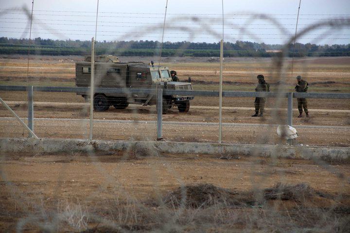 إصابة مواطنين برصاص الاحتلال شرق قطاع غزة