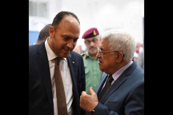 الرئيس عباس يستدعى ممثل منظمة التحرير لدى واشنطن