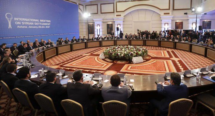 ارتياح سوري روسي لنتائج أستانا وتقييم إيجابي