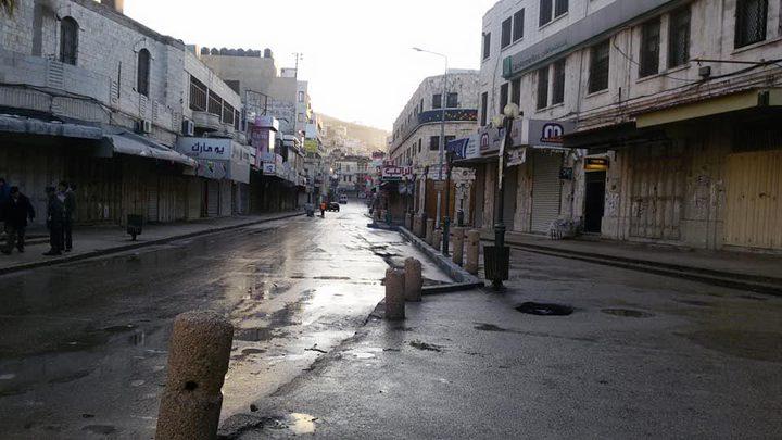 الإضراب يعم الوطن في ذكرى النكبة وحداداً على أرواح الشهداء (صور-فيديو)