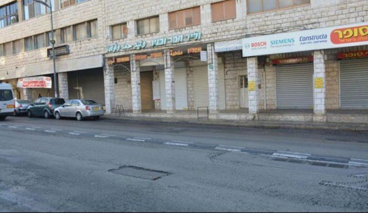غداً اضراب عام داخل أراضي عام 48 ردا على مجزرة الاحتلال في غزة