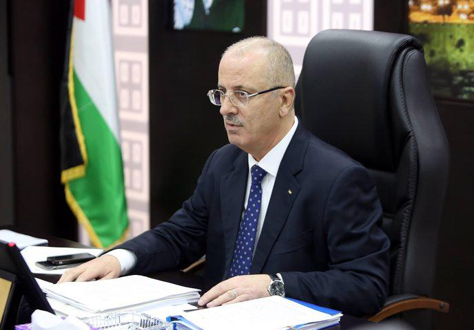 مجلس الوزراء يحمّل حكومة الاحتلال والإدارة الأمريكية مسؤولية دماء الشهداء والجرحى