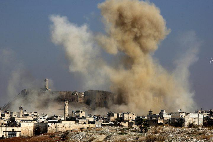الجيش السوري والفصائل الفلسطينية يبسطون سيطرتهم على جزء كبير من مخيم اليرموك