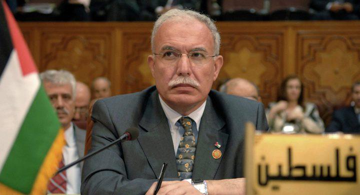 المالكي يطالب بضرورة توفير الحماية الدولية لشعبنا الأعزل من بطش الاحتلال وارهاب دولته