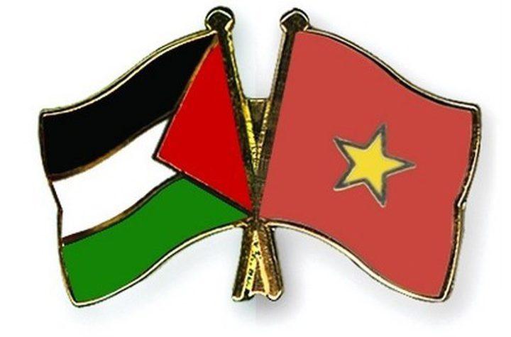 فيتنام تجدد دعمها لإقامة دولة فلسطين